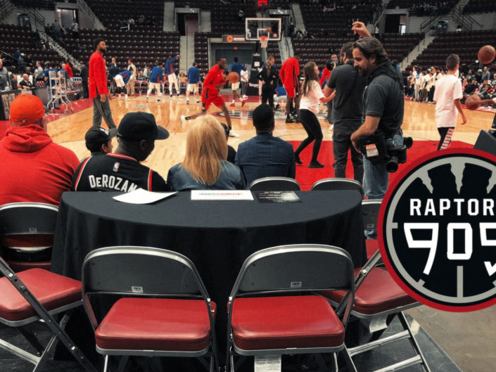 Mercasa Promotions | Be a VIP at the Raptors 905! | Mercasa Promotions
